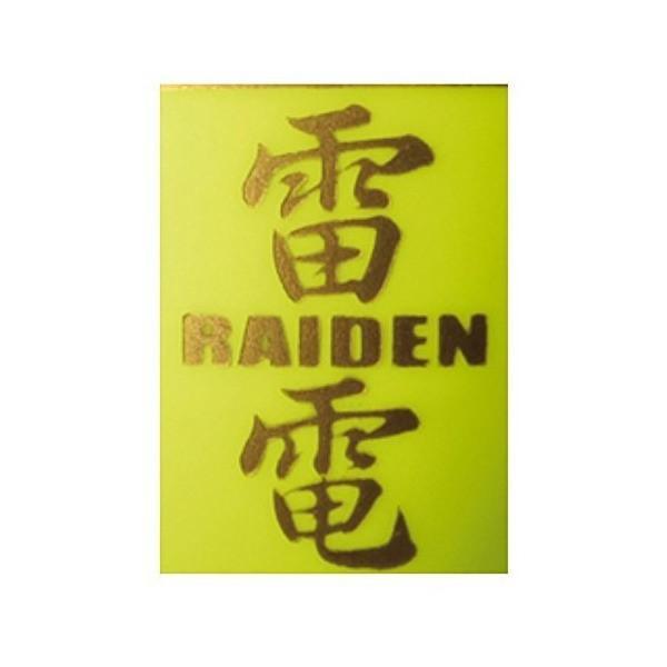 ゴールデンミーン(Golden Mean) ウキ GM 雷電 宮川ウキ スリム イエロー 3B