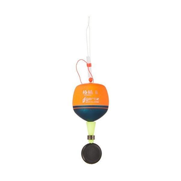 ガルツ(gartz) スピードセッター 極鱗 B/オレンジ