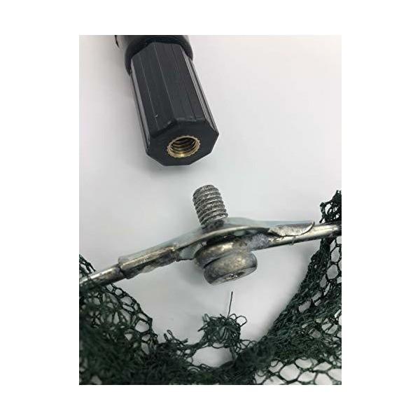BeREST 玉網 タモ網 ランディング ネット 折りたたみ 伸縮 ワンタッチ 釣り 釣り具 210