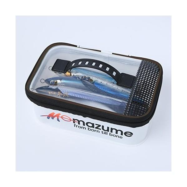 MAZUME(マズメ) EVAルアーケース MZBK-367-01 ホワイト