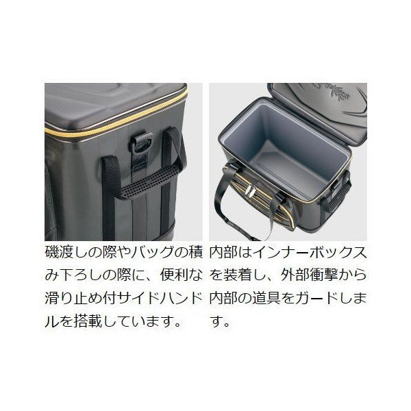 がまかつ(Gamakatsu) フィッシングバッグ・25 GB316 レッド.