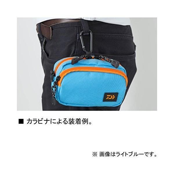 ダイワ(Daiwa) タックルバッグ ライトポーチ(A) ピンク
