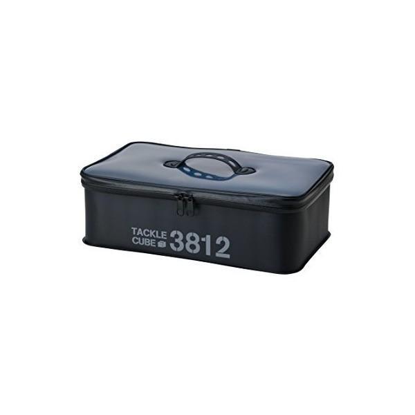 第一精工 タックルキューブ 3812 クロ