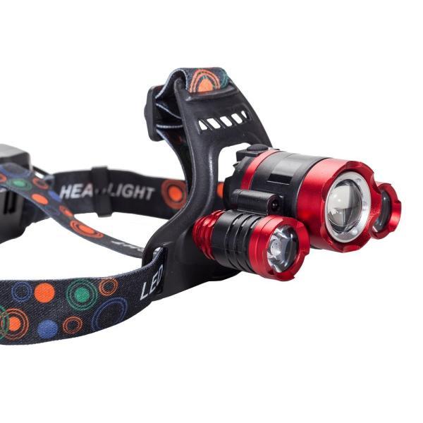 LED ヘッドライト モーションセンサー搭載 ポイント消化