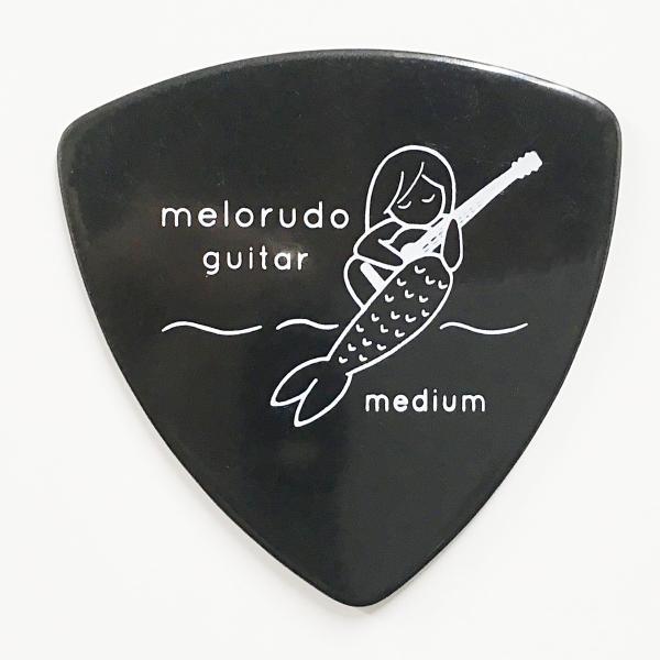ギター ピック ミディアム 10枚セット melorudo メロルド ポイント消化|simprettyhighclass|03