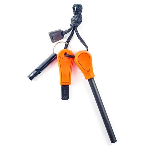 マグネシウム ファイヤースターター ホイッスル セット 火打ち石 オレンジ ポイント消化 simprettyhighclass 02