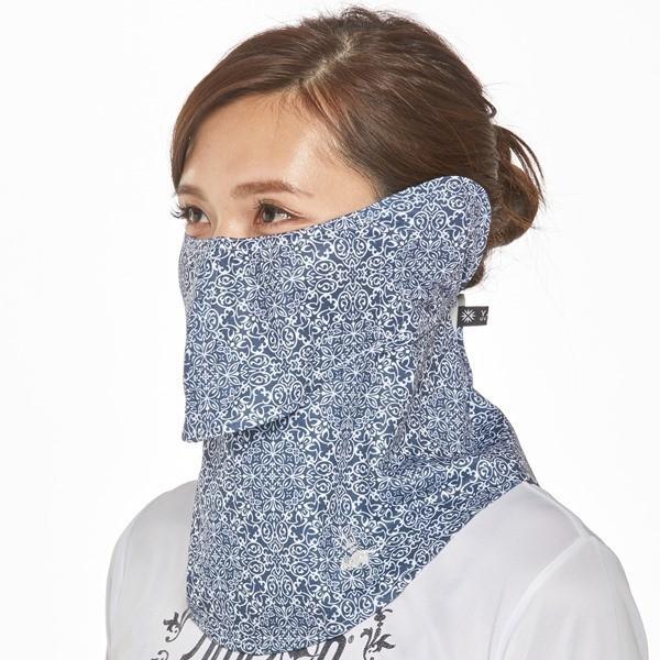 シンプソン Simpson 日焼け防止マスク UVカットマスク フェイスカバー フェイスマスク STA-M04|simpson-sports|14