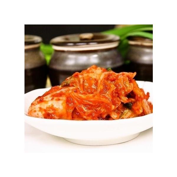 手作りキムチ専門店 フルーツキムチ 白菜キムチ カット5kg(500g×10個) (甘口)
