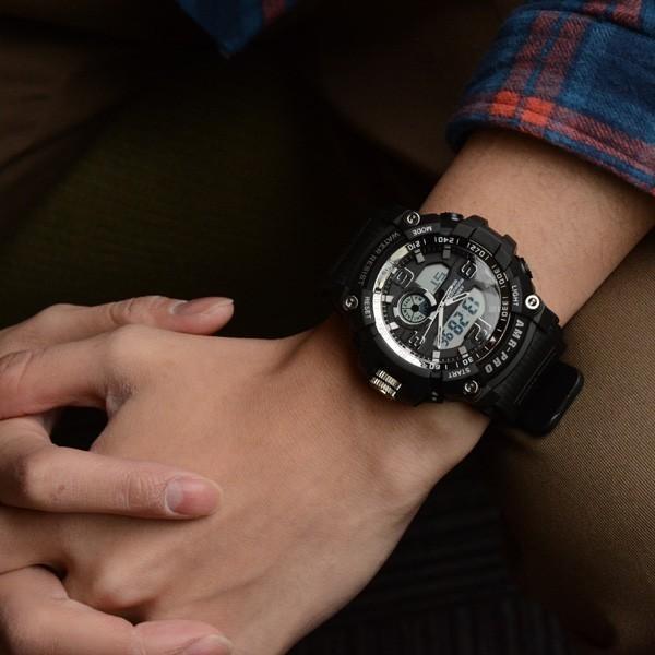 腕時計 メンズ ブランド FrancTemps フランテンプス AMR-PRO アーマープロ  アウトドア 腕時計 ウォッチ メンズ|sincere-inc|07
