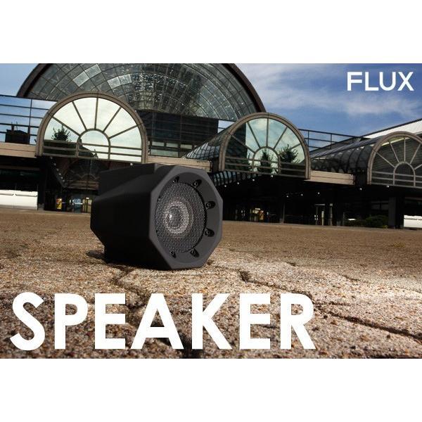 ワイヤレス スピーカー置くだけ 大音量 高音質 FLUX SPEAKER 音楽 スマホ iPhone Android ペアリング不要 MP3プレイヤー 野外|sincere-inc|06