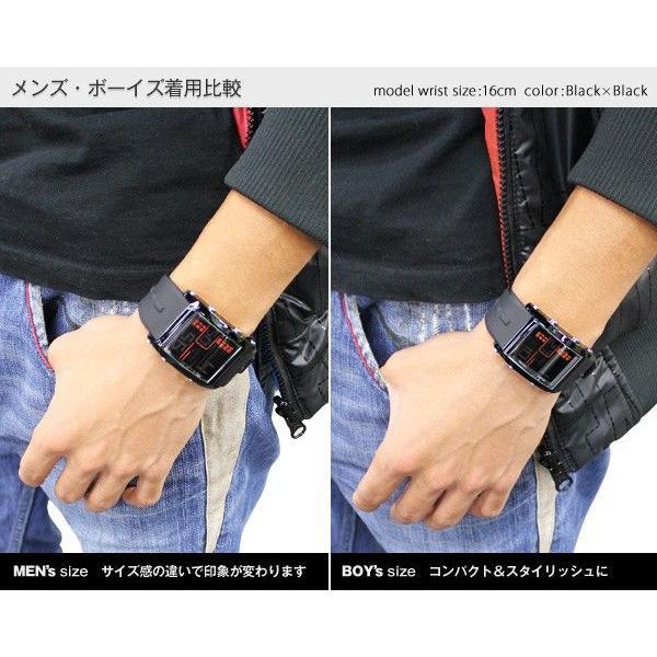 フランテンプス メンズ 腕時計  腕時計 ユイット シルバー×ブラック限定|sincere-inc|04