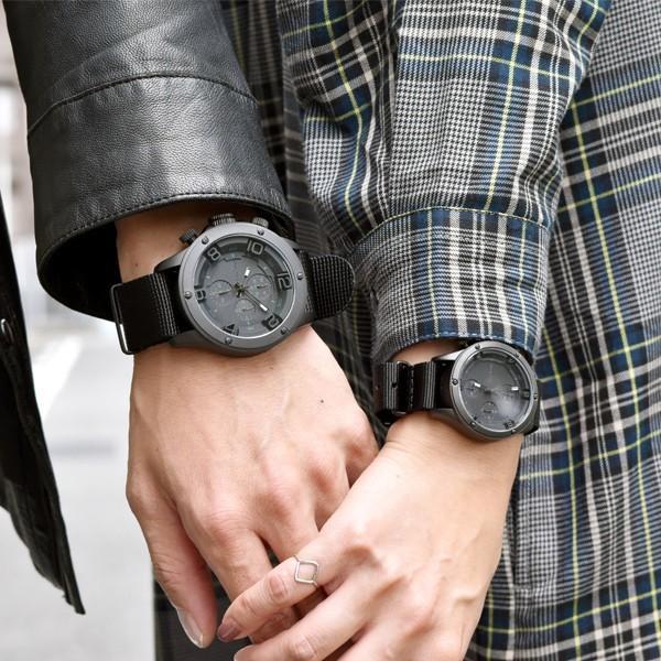 腕時計 メンズ腕時計 ブランド FrancTemps GAVARNIE フランテンプス ガヴァルニ クロノグラフ ビッグフェイス ラバーベルト NATOベルト おしゃれ|sincere-inc|12