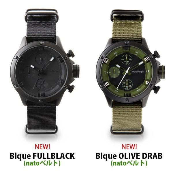 腕時計 メンズ腕時計 ブランド FrancTemps GAVARNIE フランテンプス ガヴァルニ クロノグラフ ビッグフェイス ラバーベルト NATOベルト おしゃれ|sincere-inc|14