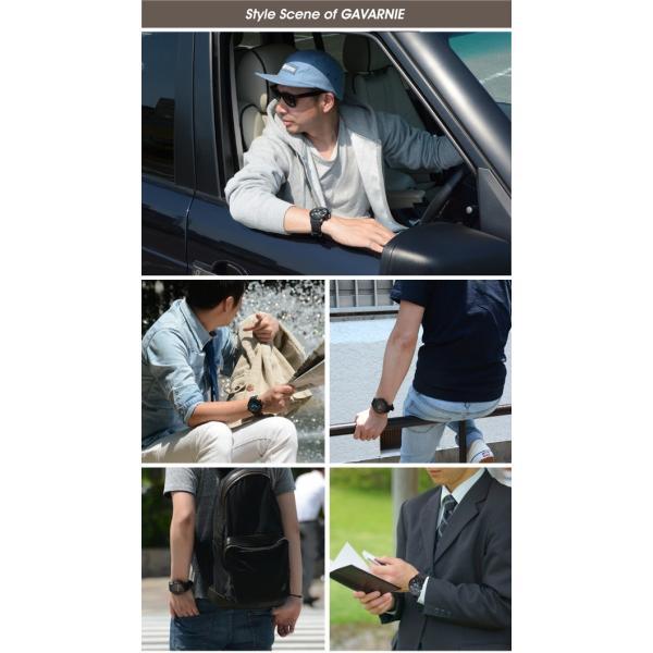 腕時計 メンズ クロノグラフ ブランド フランテンプス FRANCTEMPS ガヴァルニ アウトドア アナログ|sincere-inc|06