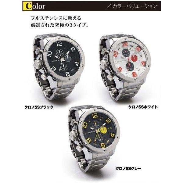 腕時計 メンズ クロノグラフ ブランド フランテンプス FRANCTEMPS ガヴァルニ ステンレス 人気 カジュアル ビジネス 防水|sincere-inc|02