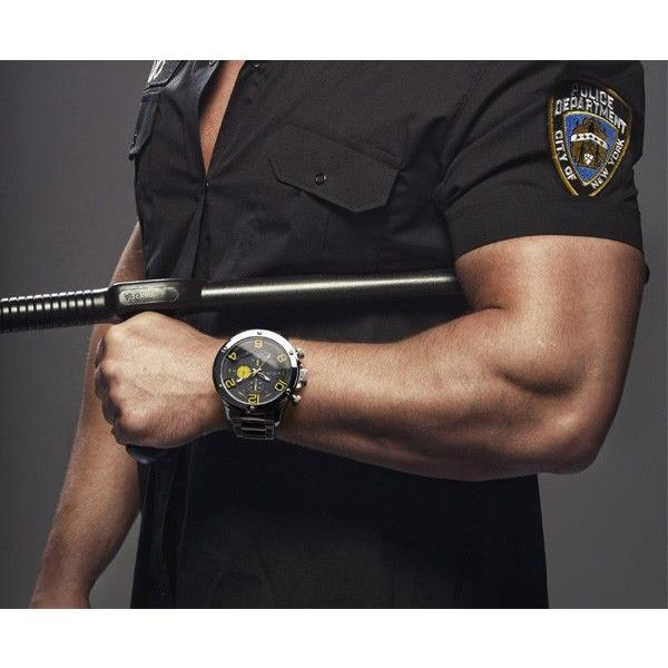 腕時計 メンズ クロノグラフ  フランテンプス ガヴァルニ ステンレス|sincere-inc|06
