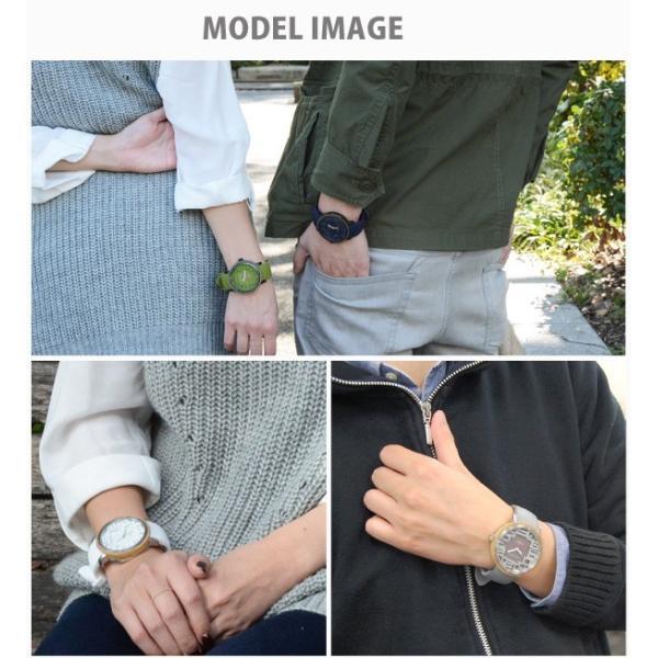 腕時計 メンズ レディース アウトドア ユニセックス 日本製 RELAX PILE パイル|sincere-inc|05