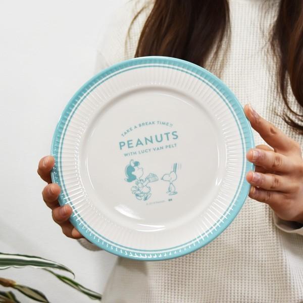 ピーナッツ メラミンプレート PEANUTS MELAMINE PLATE お皿 スヌーピー チャーリーブラウン ルーシー メール便OK|sincere-inc|05