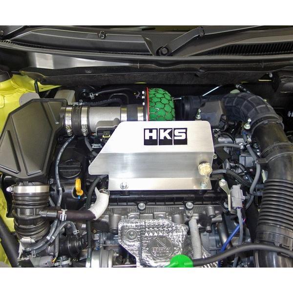 スイフト スポーツ ZC33S スーパーパワーフロー エアクリ 70019-AS111 HKS INTAKE SERIES インテークシリーズ