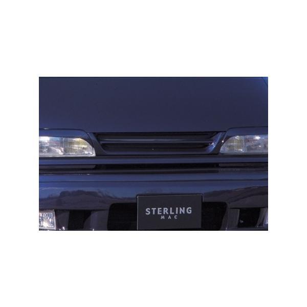 mac マック エスティマ TCR10/20 フロントグリル FRP スターリングマック STERLING MAC