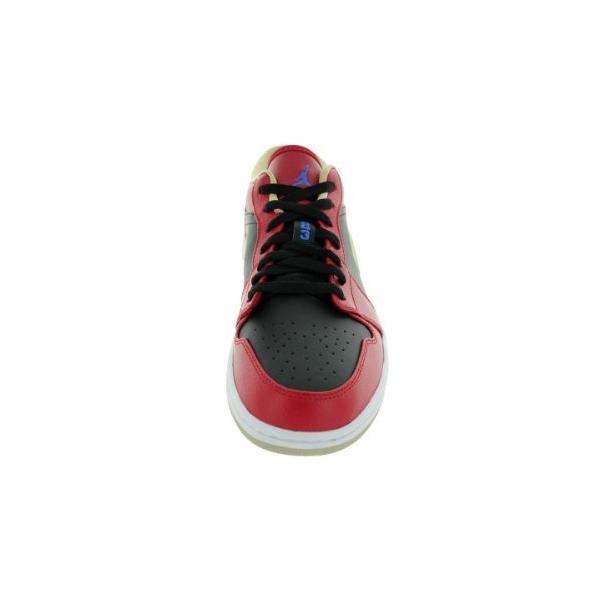 【並行輸入品】AIR JORDAN[ジョーダン] 1 LOW MEN RED[赤・レッド] / GYM RED[赤・レッド] / GM ROYAL|sineitoyama|02