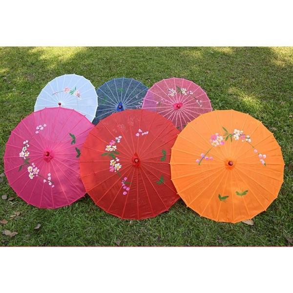 古風紙傘 和傘 踊り傘 日傘 唐傘 和装 中国風 料理店 飾り傘 長傘 コスプレ 文化祭 学園祭 小物 装飾用 小道具 演奏会 sinnryukaku
