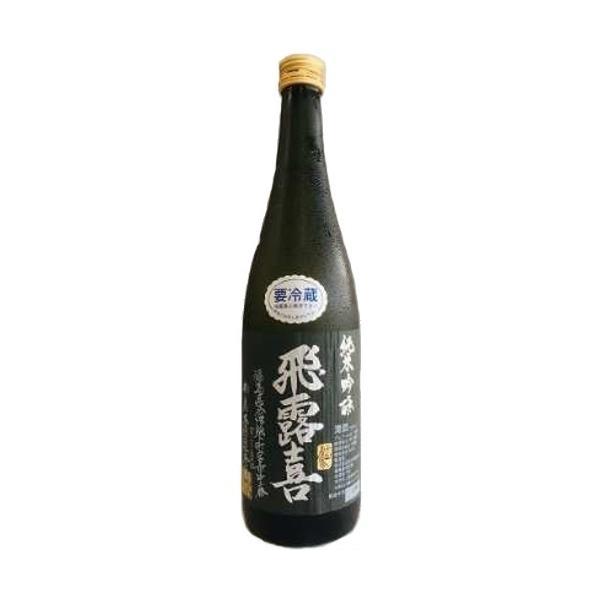 【全国送料無料クール便】飛露喜 純米吟醸 黒ラベル 720ml