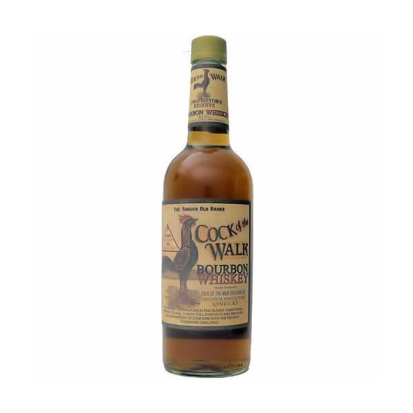 [お酒 ウイスキー バーボン バーボン]コック オブ ザ ウォーク 40度 750ml 並行