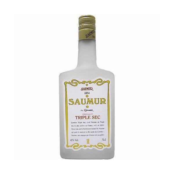 [お酒 リキュール 果実系 オレンジ]ソミュール トリプルセック 40度 700ml