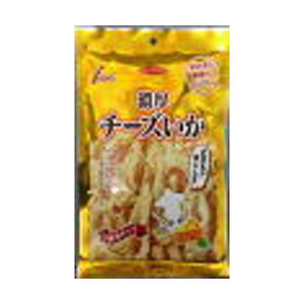 [食品]ホクチン 徳用ゴールド 濃厚チーズいか (56g×3袋セット)