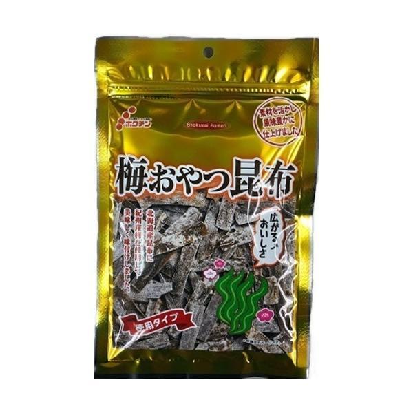 徳用ゴールド 梅おやつ昆布 (30g×3袋セット)