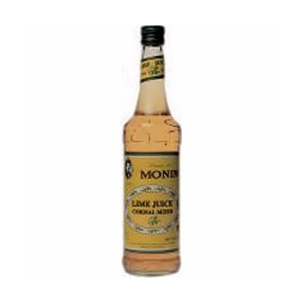 [飲料水 カクテルシロップ モナンシロップ]モナン コーディアルライム 果汁 700ml