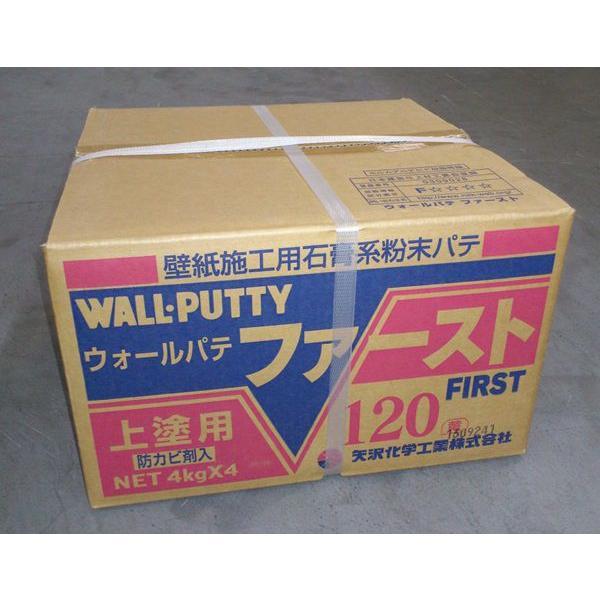 矢沢化学 ウォールパテ ファースト120(上塗り) 16Kg (工具/道具/内装/副資材/糊/パテ/ボンド)