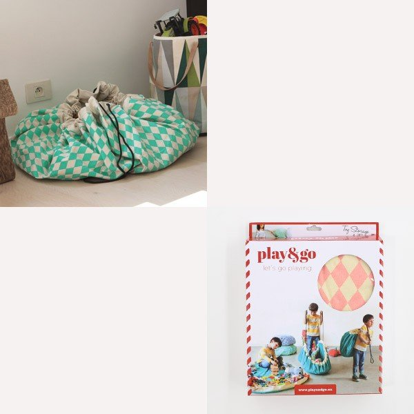 play&go (プレイ アンド ゴー)/2in1 STORAGE BAG & PLAYMAT|sixem-shop|05
