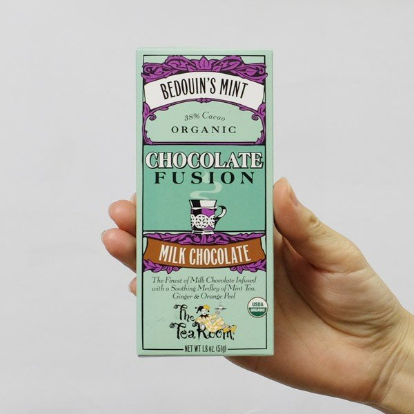 【アウトレットセール】オーガニックチョコレート The Tea Room Organic Chocolates ティールーム【ギフト包装不可】|sixem-shop|03