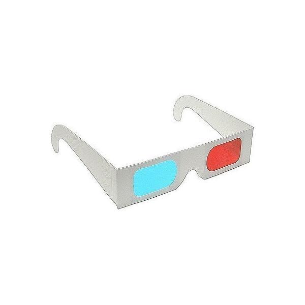 3Dメガネ シンプル 3D メガネ 100個セット ゲーム GAME