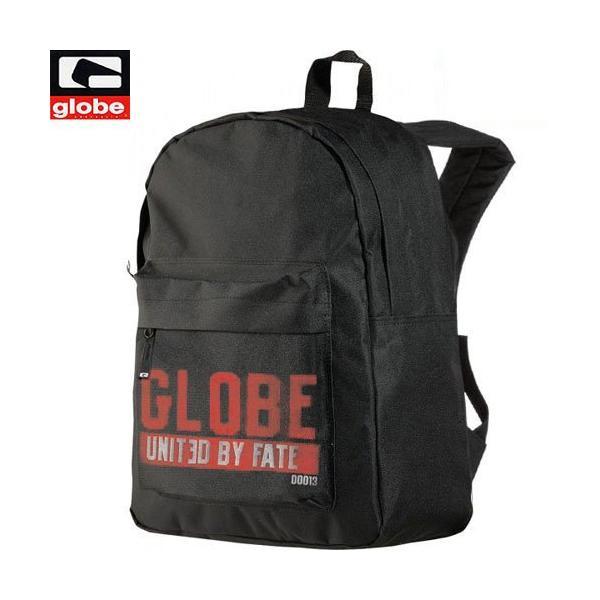 GLOBE グローブ バックパック リュック DUX ll BACKPACK ブラック NO3