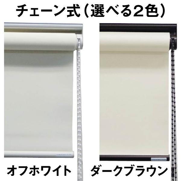 ロールスクリーン SHADE 遮光2級(遮光率99.8%以上/安眠生地) 横幅25〜40cm × 高さ91〜180cm  オーダー メイド 立川機工製|skipskip|06