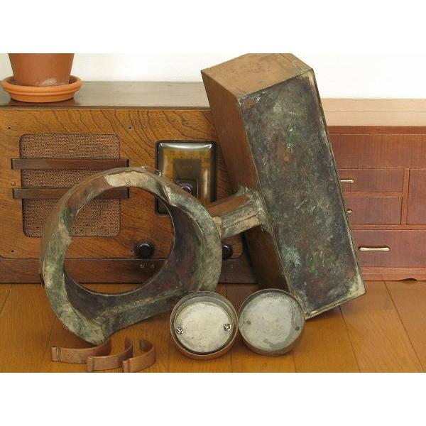 長火鉢用 銅壺 燗2箇所 湯沸 囲炉裏道具 五徳|skstore|04