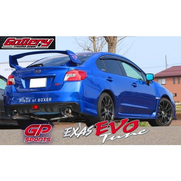SPORTS DELUXE SEAT COVER SET BLACK /& BLUE PIPING FOR SUBARU WRX STI 11-ON