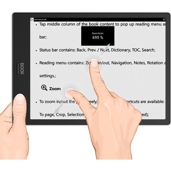 Boox Note PLus 10.3インチEink電子書籍リーダー|skt|04