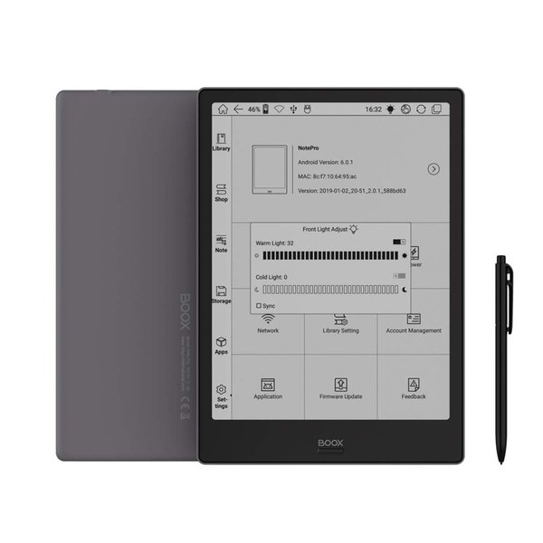 Boox Note Pro 10.3インチEink電子書籍リーダー|skt