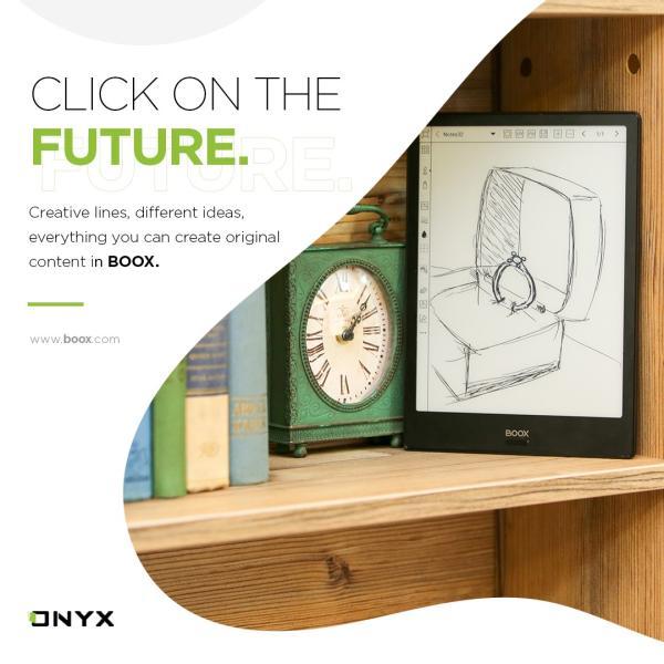 Boox Note Pro 10.3インチEink電子書籍リーダー|skt|09