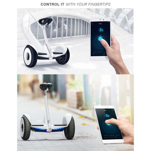 niinebot/ナインボット mini 240wh 電動二輪車 電気二輪車 自動二輪車 正規品 Ninebot Mini ナインボット ミニ セグウェイ シャオミ XIAOMI 立ち乗り二輪車|sky-sky|03