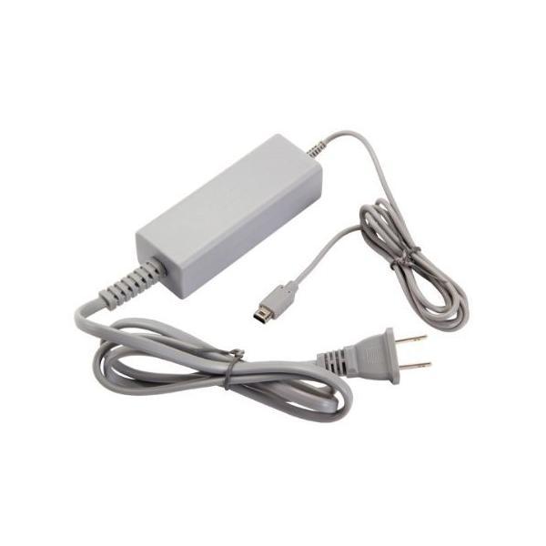 【メール便 送料無料】任天堂 Wii U 専用 GamePad ゲームパッド 充電 ACアダプター|sky-sky