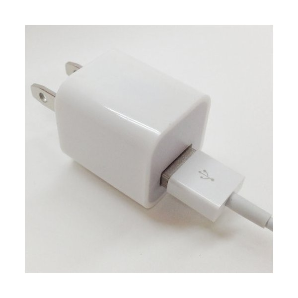 【メール便 送料無料】充電器 AC アダプター コンパクト 持ち運び 便利 スマートフォン タブレット 対応(1A 1ポート)|sky-sky|04