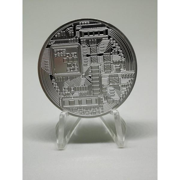 【メール便 送料無料】ビットコイン BitCoin 仮想通貨 コイングッズギフトコインアートコレクションフィジカル sky-sky 04