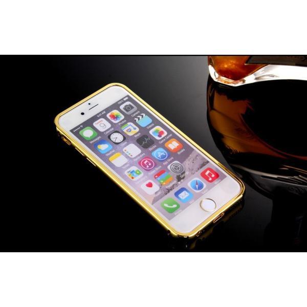 【メール便 送料無料】iphone6/iphone6Plus 24Kゴールド鍍金シルクバックケース ラグジュアリー カジュアル スマート|sky-sky|07
