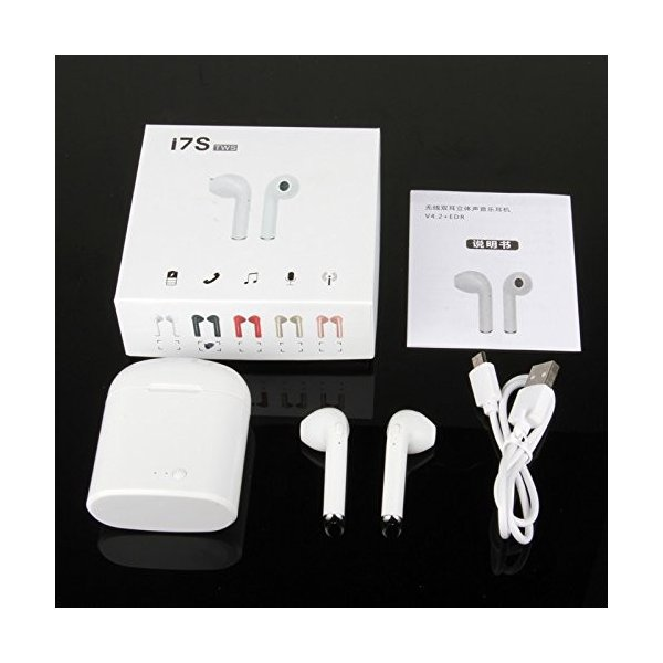 イヤホン ワイヤレス iPhone イヤホン Bluetooth ワイヤレス イヤホン iPhone イヤホンマイク i7s_tws