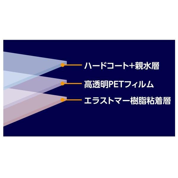 HAKUBA デジタルカメラ液晶保護フィルム 防水機種に最適な親水タイプ Nikon COOLPIX W100/S33 専用 DGFH-NCW100 skyart190812 03